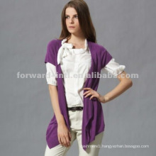 cashmere knitting pattern short sleeve cardigan