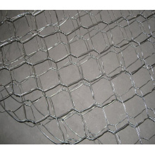 Hot Dipped Galvanized Gabions Net 240g High Zinc Export USA