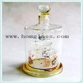 Botella de vidrio de vino Jar Cruet Spice Jar