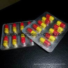 GMP Certified Gabapentin Capsule / Otilonium Bromide Capsule / Clinofibrate Capsule