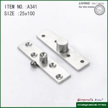 304 stainless steel bottom door central axis door pivot hinge