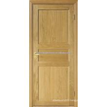 Modern style texture surface pine wood veneer door for home design