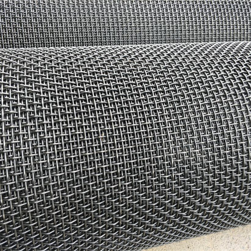 Rock Crusher Screen Mesh