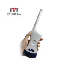128 elements color doppler portable wifi wireless ultrasound Transvaginal probe/Convex probe scanner