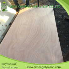Competitive Price Bbcc Grade Okoume Door Skin Plywood From Linyi Qimeng