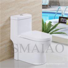Baño de cerámica de una pieza Siphonic de alta calidad (8101)