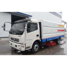 DONGFENG CAPTAIN CUMMINS 140HP ROAD SWEEPER TRCUK