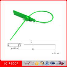 Бесплатные Jcps-007 образцы пластика и стандартные стандартные или нестандартные Пластиковые пломбы