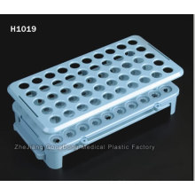 Disposable Test Tube Rack with Double Deck