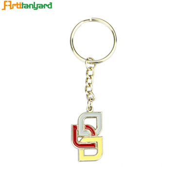 Personalized Metal Keychains For Couples