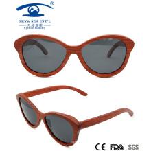China Manufactory Sunglasses Factory Wooden Sunglasses