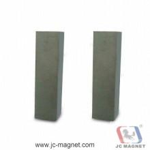 Block Shape Hard Ferrite Magnet
