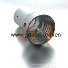 CNC поворачивая подвергая механической обработке части & Алюминиевый объектив компонента (MQ2082)
