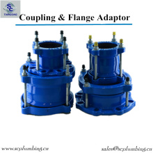 Ductile Iron Flanged Adaptors&Couplings