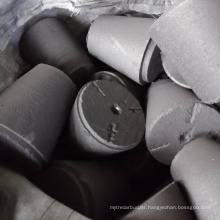 UHP graphite electrode scraps / graphite pieces block