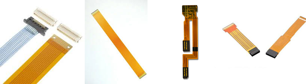 Different Styles of Flat Flexible Cable