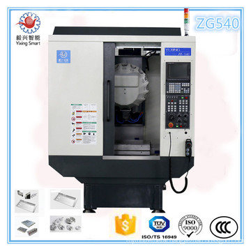 Spindle Speed 12000/24000 Rmp High Precision Vmc 540 Large CNC Vertical Machining Center for Mobile Phone Outside
