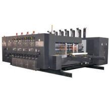 Automatic Flexo Corrugated Carton box forming Printing Slotting die cutting Packing Packaging Machine manufacturer