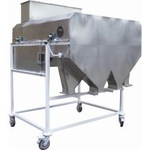máquina de limpieza magnética de correa de semilla de grano