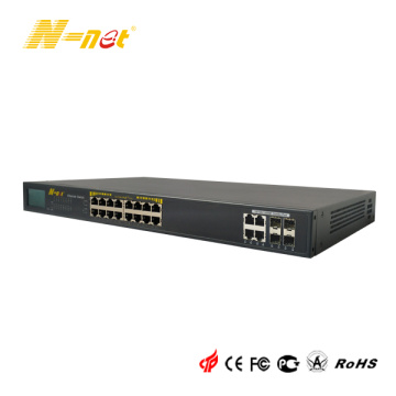 Cepat Unmanaged 16 Ports Switch POE