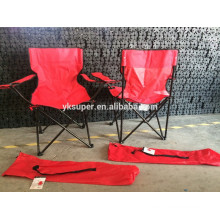 Portable folding chair for outdoor, camping chairs, director chairs