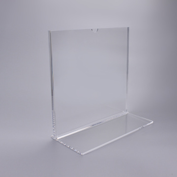 Anpassad Clear Akryl Display Stand