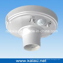 Suporte do suporte da lâmpada do sensor P27 de alta qualidade E27