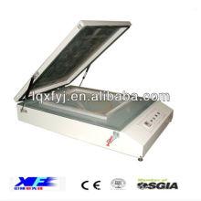 venda quente máquina de exposição ao desktop uv