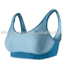 2014 nouveau design confortable dames sport soutien-gorge, soutien-gorge de course