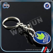 Kanadische Warenkorb Coin Schlüsselkette, Wagen Münze Schlüsselanhänger, Einkaufen Münze Schlüsselanhänger