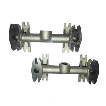 Advanced Oem Customized Die Casting Aluminum Pipe Fittings