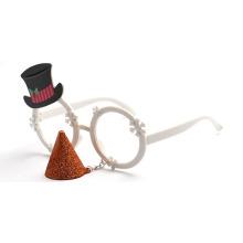 Moda Divertidos Lindos Niños Adultos Regalos de Navidad Gafas