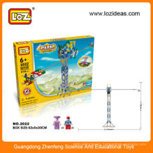 LOZ plastic intelligent toys for kids