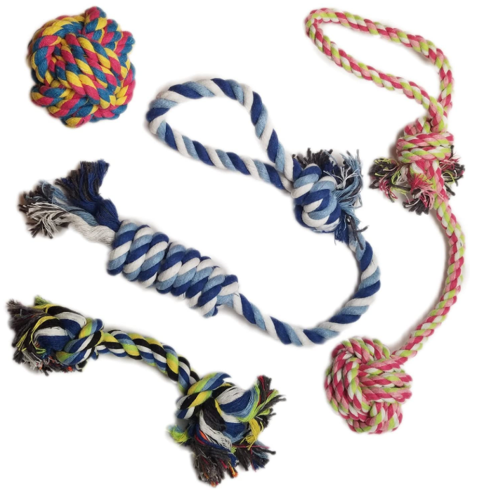 Medium Dog Rope Toys