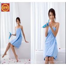 durável 100% microfibra toalha, toalha de banho de bancada