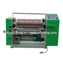 Máquina de corte de rollo de papel térmico en efectivo
