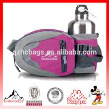 Multi_Funtion Sports Elastic Waist Bag Gyn Sports Bag con portabotellas Bolsas de agua caliente (ES-H509)