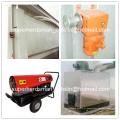 Conjunto completo de equipamentos de avicultura automática