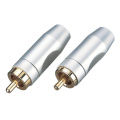 High Quality Metal Material RCA Connector