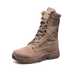 Hot Sell Military Wüste Stiefel Frauen Taktische Stiefel (31006)