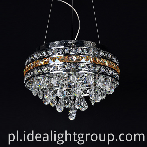 crystal luxury hanging chandelier