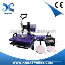 15X15 Inch 5 in 1 multifunctionl heat press machine