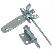 Циферблат-регулятор для HVAC-металлического квадранта-тиснения