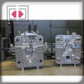 Motorcycle Cylinder Head Aluminum Die Casting Mould