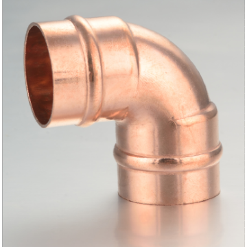 COPPER ELBOW SOLDER RING FITTING 90 DEGREE