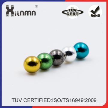 Strong Rare Earth Permanent Neodymium Magnet Ball for Speaker