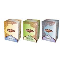 Изготовленные на заказ картонные коробки для упаковки чая
