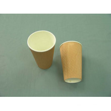 Corrugated Paper Cup, Ripple Cup