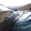 Dam liner Double Textured Surface Surface Geomembrane