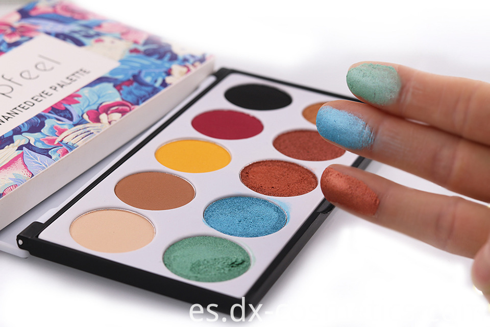 10 Colors Eye Shadow 13